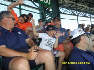 2014 MRYC MOTOWN TIGER GAME -KEANS 061414 (52)